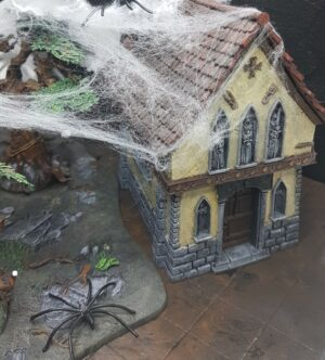 Scenery en Zo Spinnenweb / Spiderweb