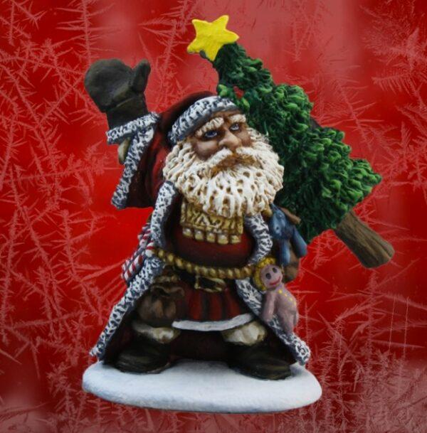 Santa Dwarf (2012) 01525 (metal)