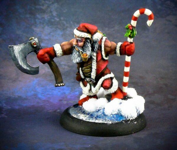 Santa Dwarf (2014) 01552 (metal)