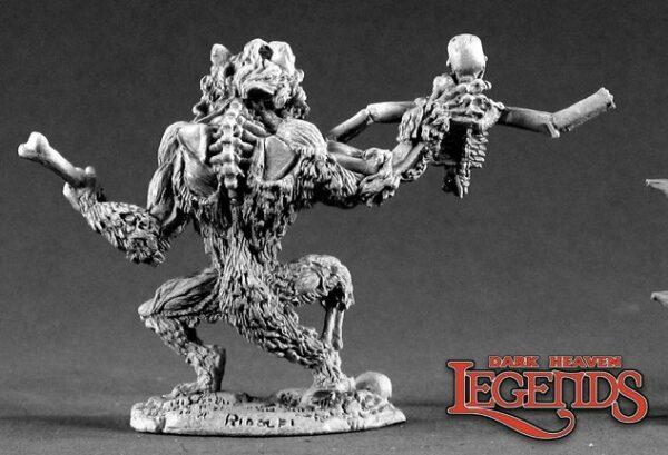 Zombie Werewolf 02223 (metal)