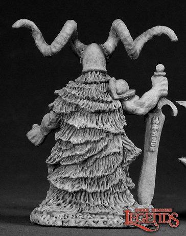 Reaper Miniatures Orlath Hoarbeard 02333 (metal)
