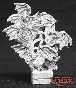 Reaper Miniatures Bat Swarm 02668 (metal)