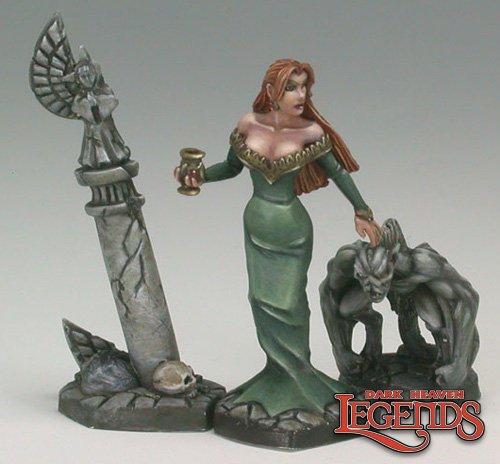Siobhana, Vampire Noble 03150 (metal)