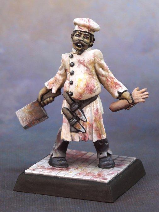 04041 Zombie Hotel: Chef Hector 1