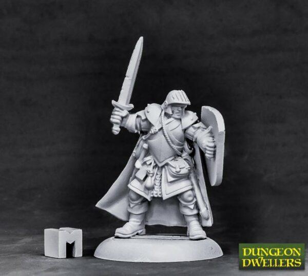 Baran Blacktree, Veteran Warrior