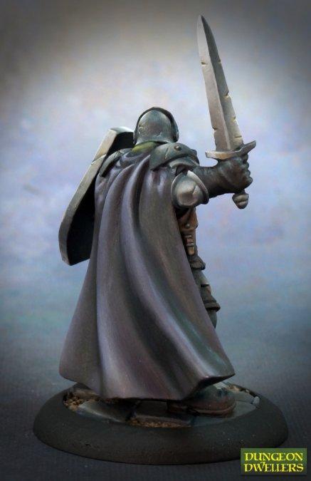 Baran Blacktree, Veteran Warrior 07002