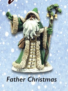 Reaper Miniatures Father Christmas 01589 (metal) Limited Edition