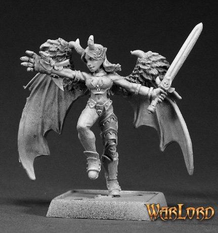 Darkspawn Succubus 14434 (metal)