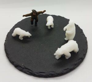 IJsberen, beren, Bear, Bears,