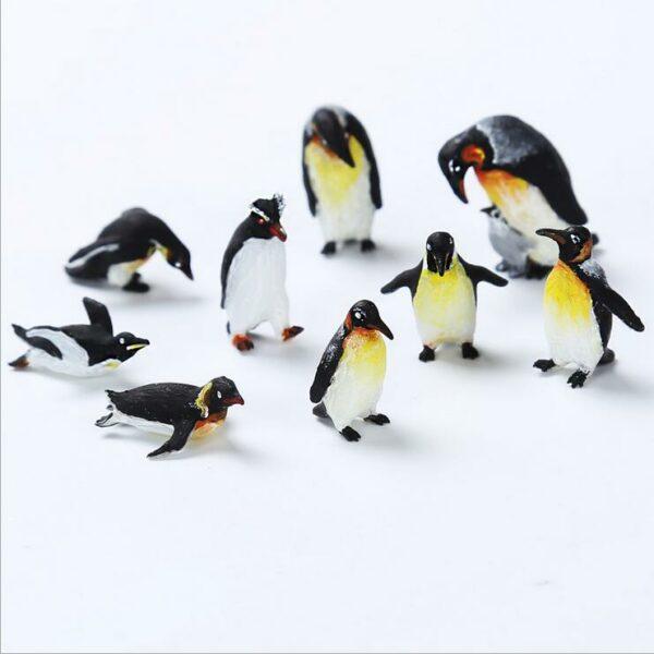 Pinguins, Birds, Vogels