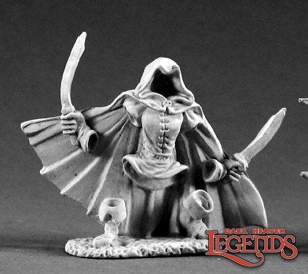 Reaper miniatures Fog Wraith 02081 (metal)