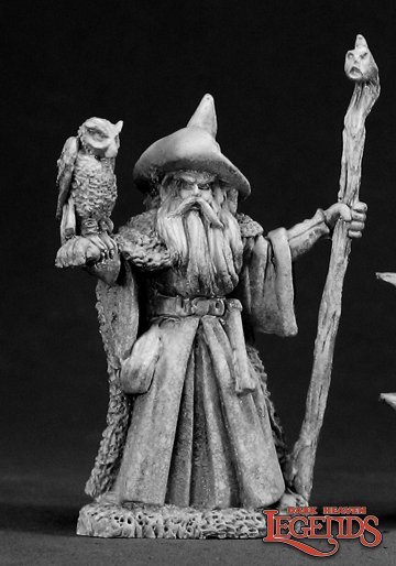 Reaper Miniatures Amathor Arch Mage 02319 (metal)
