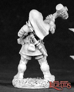 Reaper miniatures Mother Superior 02509 (metal)