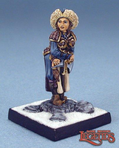Reaper Miniatures Anushka, Female Fighter 03061 (metal)