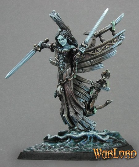 Reaper Miniatures Dark Maiden, Razig Solo