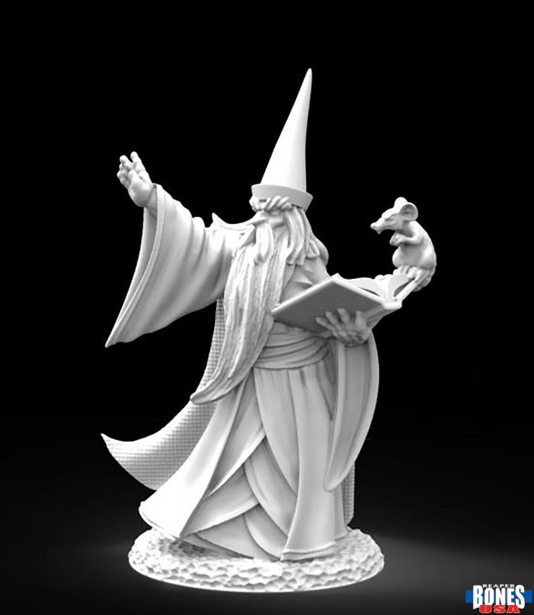 Reaper Miniatures Darius the Wizard 30002