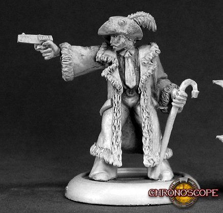 Reaper Miniatures Sly Withers, Street Boss 50053 (metal)