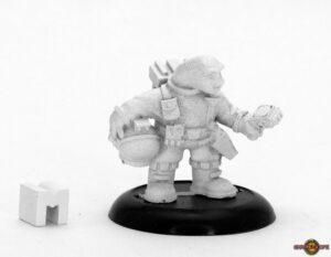 Reaper Miniature Argamite Explorer 50346