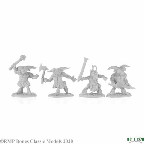 Reaper Miniatures Minitaurs (4) 77680