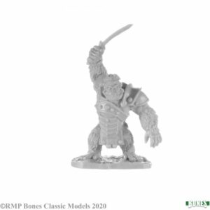 Reaper mini Ape Lord