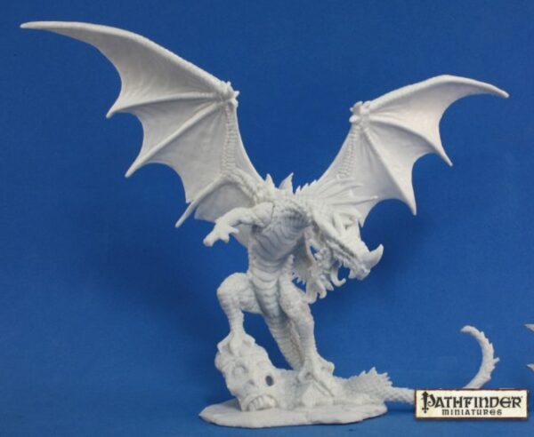 Reaper Miniature Pathfinder Red Dragon 89001