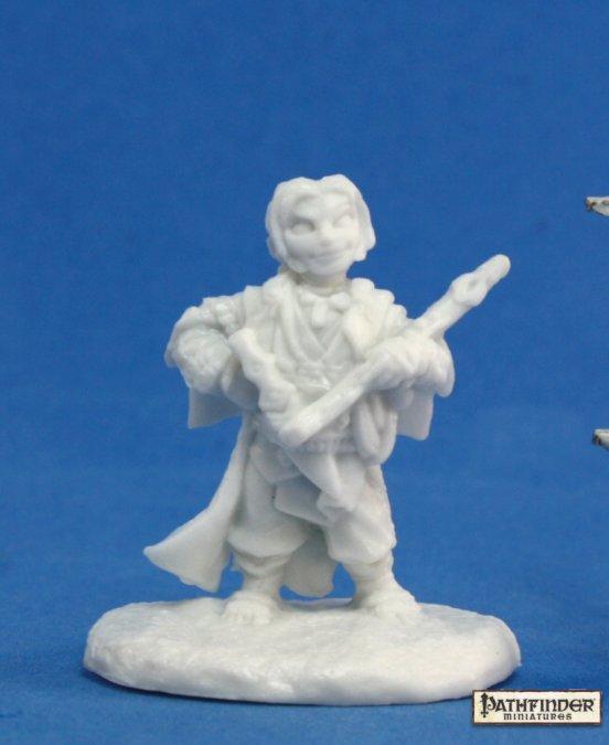 Reaper Miniatures Lem, Iconic Bard 89012