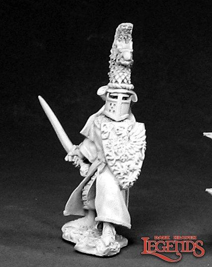 Reaper Miniatures Sir Michael the Gold 02422 (metal)