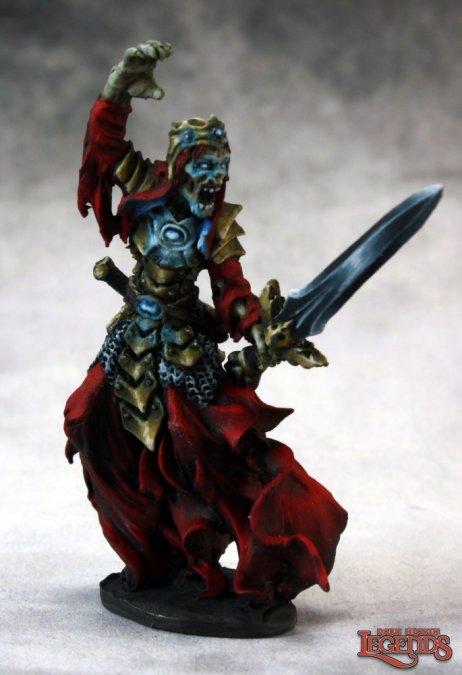 Reaper Miniatures Barrow Warden Lord 03653 (metal)