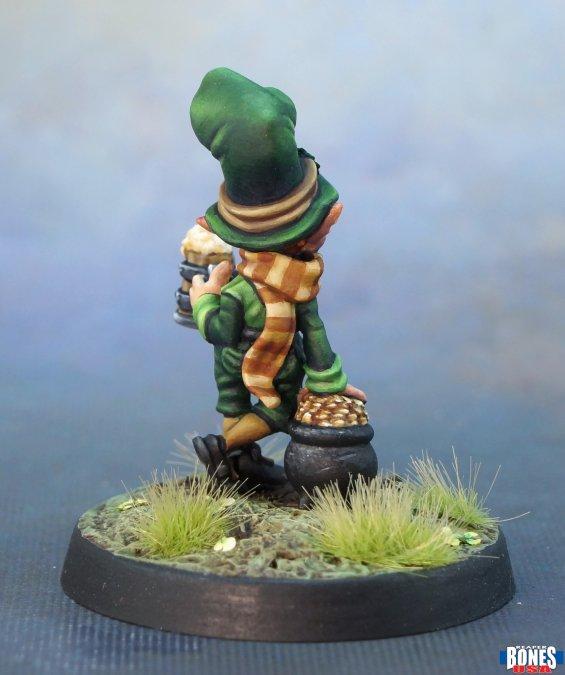 Reaper miniatures Finn Greenwell, Leprechaun 30003