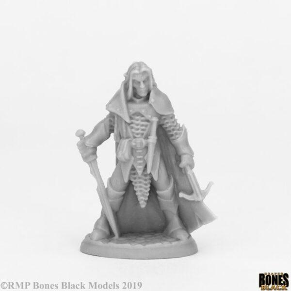 Reaper Miniatures Dark Elf Male Warrior 44072