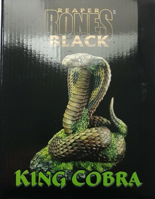 King Cobra - Bones Black Deluxe Boxed Set 44103