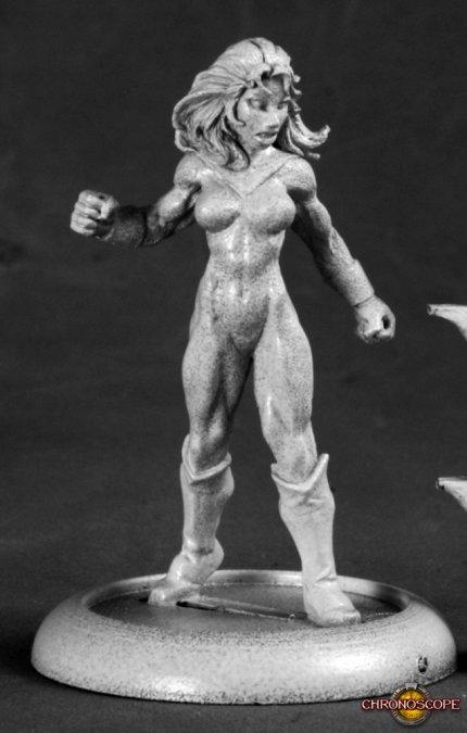 Reaper Miniatures Incredible Woman 50212 (metal)