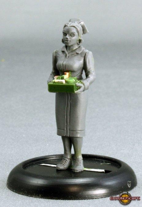 Reaper Miniatures Nurse Anne Foster 50258 (metal)