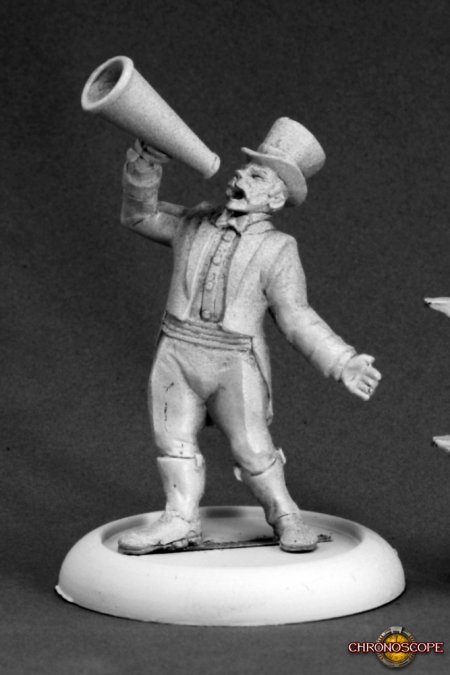 Reaper Miniatures Circus Ringmaster 50277 (metal)