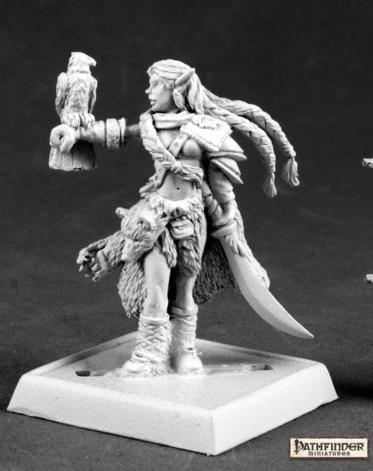 Reaper Miniatures Nature Warden 60064