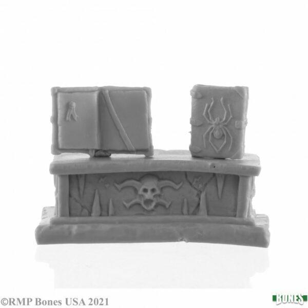 Reaper Miniatures Profane Altar and Books 77721