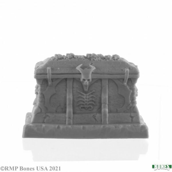 Reaper Miniatures Sealed Sarcophagus 77722