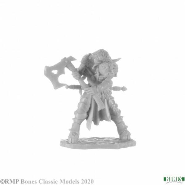 Reaper Miniatures Female Minotaur 77752