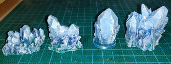 Kristallen Scenery en Zo