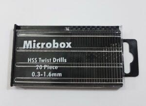 Microbox HSS 20x Scenery en Zo