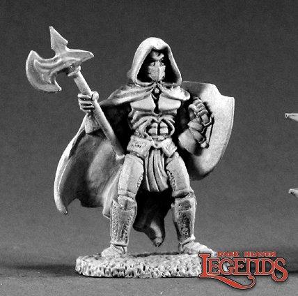 Reaper Miniatures Unholy Warrior 02146 (metal)