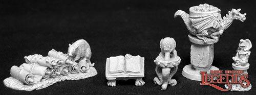 Reaper Miniatures Magic Treasures III 02652