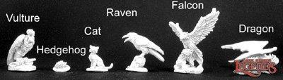 Reaper Miniatures Familiar Pack VIII 02969 (metal)