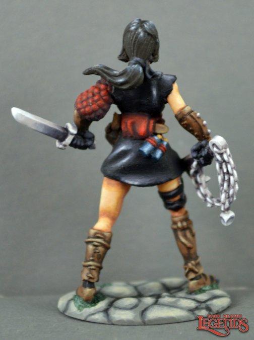 Reaper Miniatures Kiri, Female Ninja 03812 (metal)