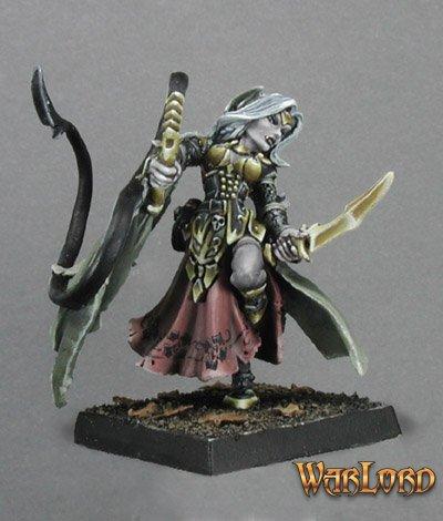 Reaper Miniatures Elsabeth, Necropolis Captain 14131
