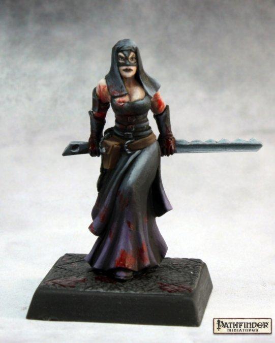 Reaper Miniatures Dungeon Torturer 60153 (metal)