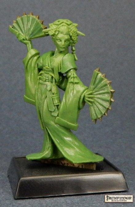 Reaper Miniatures O-Sayumi 60191 (metal)