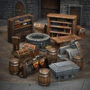 Dungeon Essentials Mantic MGTC103
