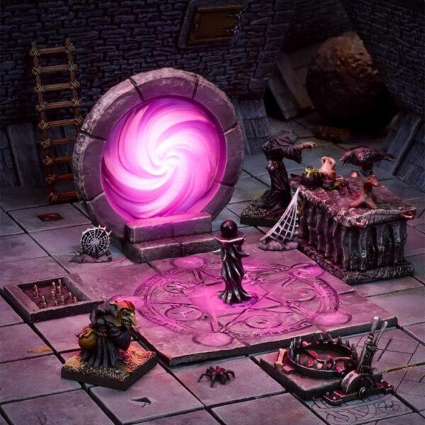 MGTC106 Dark Lords Tower Mantic