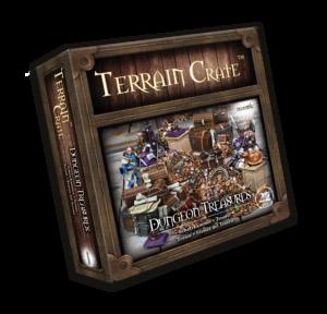 Dungeon Treasures Mantic MGTC109